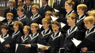Хор мальчиков церкви Св. Фомы