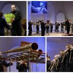 На фестивале Ростроповича в Оренбурге выступил Российский роговой оркестр