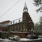 Здание филармонии во Владикавказе. Фото: Владимир Аносов/РГ