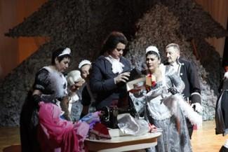 """""""Волшебная флейта"""" в самарском театре оперы и балета"""