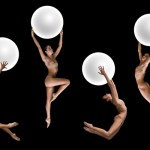 """Любопытно, как строки Данте направят танец итальянской труппы, спорящей с законами гравитации. Фото - Пресс-служба театра """"Геликон-опера"""""""