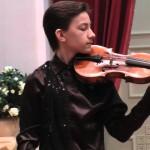 В Казани на концерте оркестра «La Primavera» сыграет юный скрипач из Москвы