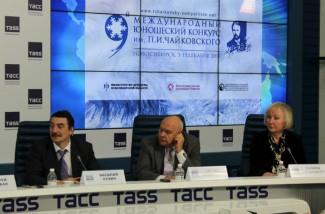 На IX Международном юношеском конкурсе имени Чайковского завершился первый тур