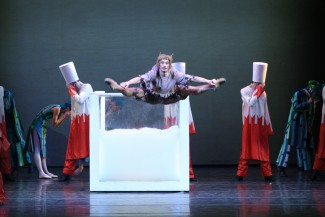 Гастроли Мариинского балета в Баден-Бадене откроет «Конек-Горбунок» в хореографии Алексея Ратманского