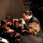 Теодор Курентзис и оркестр musicAeterna. Фото: Антон Завьялов