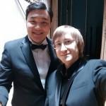 Глава Бурятии наградил госпремией победителей Международного конкурса имени П. И. Чайковского