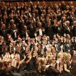 Ораторию Генделя «Мессия» исполнили в Австралии на языке жестов