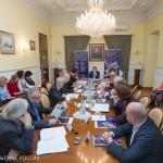 Участники оргкомитета Всероссийского музыкального конкурса обсудили меры по его совершенствованию