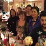 Анна Нетребко устроила в Рождество генеральную репетицию своей свадьбы