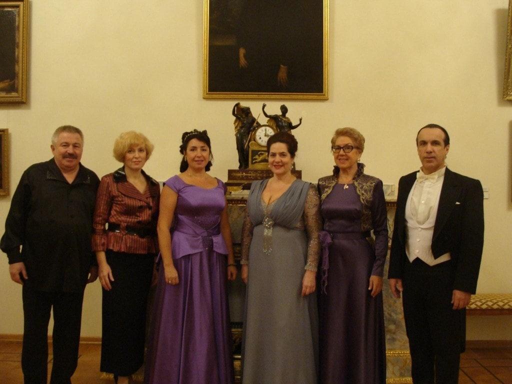 Нижегородские солисты оперы провели вечер искусства Италии