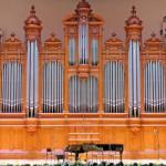 Орган Большого зала Московской консерватории
