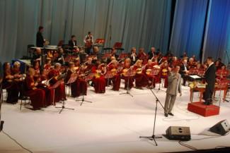 "Алтайский оркестр ""Сибирь"""