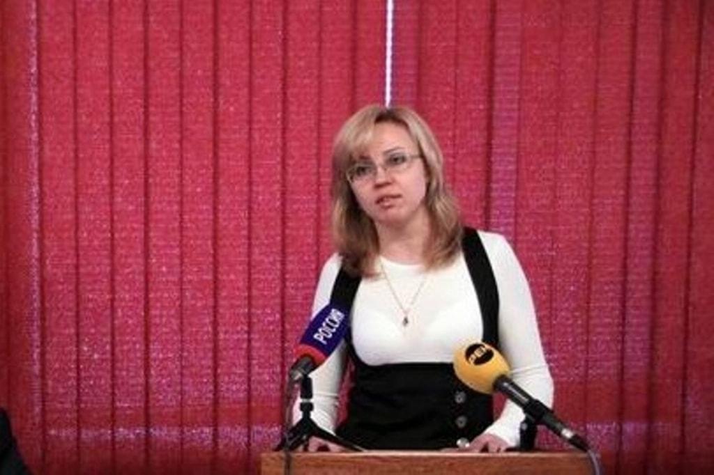 Марина Петрук