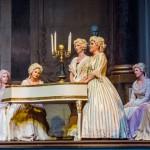 """""""Пиковая дама"""" зажила своей жизнью на сцене театра оперы и балета в Приморье"""