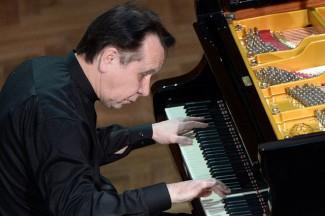 Михаил Плетнёв. Фото - Владимир Вяткин