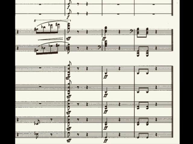 Какой из фортепианных концертов Рахманинова заканчивается таким образом?