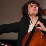 Во Владимире выступит талантливый московский виолончелист Александр Рамм