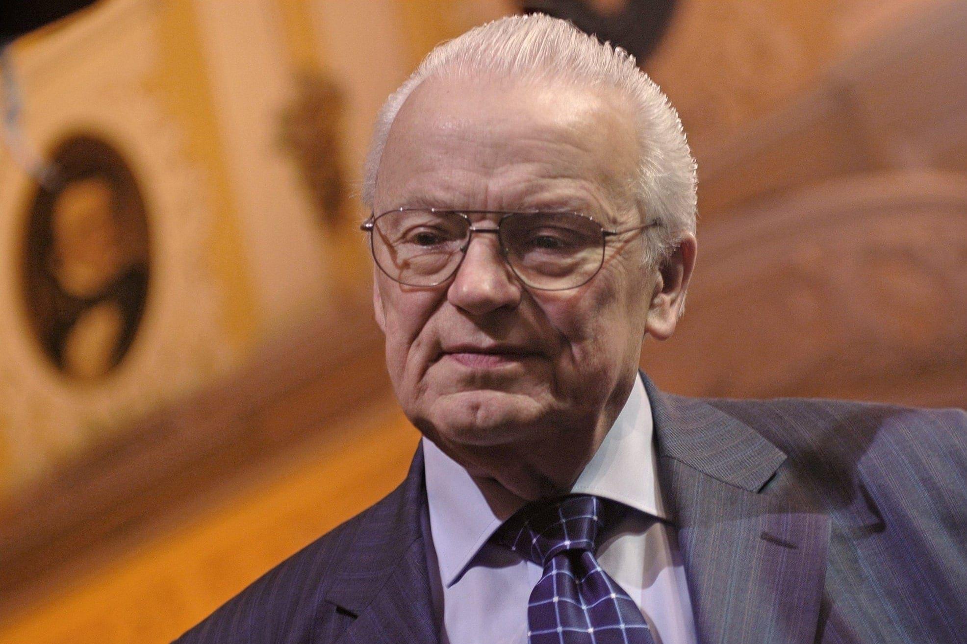 Роберт Бушков. Фото - Олег Начинкин