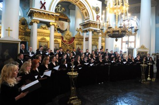 Московский Синодальный хор