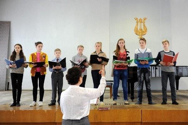 Юные смоляне в составе сводного Детского хора России выступят в Кремлевском дворце