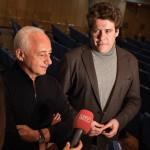 Спиваков и Мацуев подарили меломанам вечер норвежской музыки