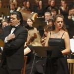 Ярослав Петряник (Петруччо) и Мария Соловьева (Катарина). Фото: Наташа Разина
