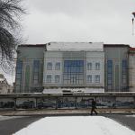 В Тамбове заморозили строительство филармонии