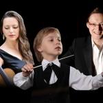 Гергиев представит на новогоднем вечере в Петербурге музыкальную семью Юденичей