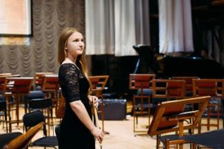 Юлия Нелюбина. Фото - Екатерина Капитонова