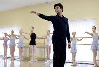Николай Цискаридзе. Фото - Сергей Вдовин / Интерпресс / ТАСС