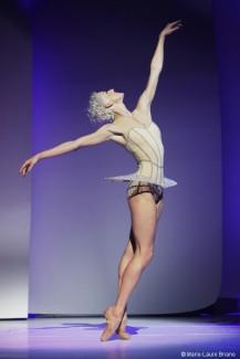 """Бернис Коппьетерс в балете """"Золушка"""" Ж.-К. Майо"""