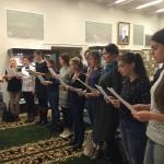 Возрождённый хор Плехановского университета дал первый концерт