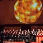 Камерный хор Новосибирской филармонии отметил 35-летие. Фото: Екатерина Сергиенко