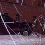 Лихач на авто повредил ограду музея-усадьбы Чайковского в Удмуртии