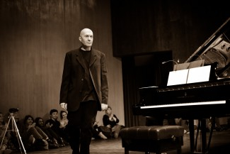 Антон Батагов. Фото - Лиана Даренская