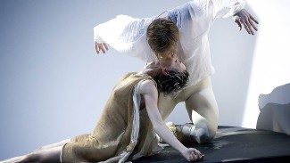 "Бернис Коппьетерс в балете ""Ромео и Джульетта"". Фото - mlbriane"