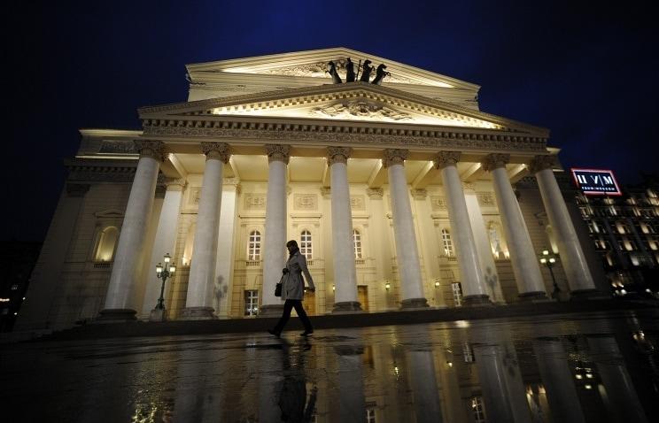 Большой театр. Фото - ТАСС/Владимир Астапкович