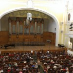 Реставрация органа Большого зала Московской консерватории завершится к сентябрю