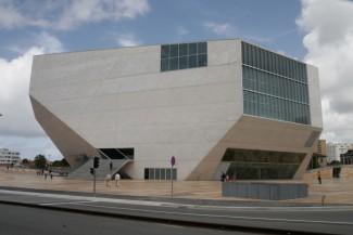 Дом музыки (Casa da Musica) в Порту