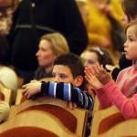Тюменский симфонический оркестр впервые дал концерт для детей
