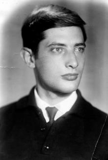 Дмитрий Миллер (1969 год)