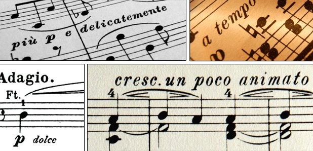 Хорошо ли Вы знаете итальянские музыкальные термины?