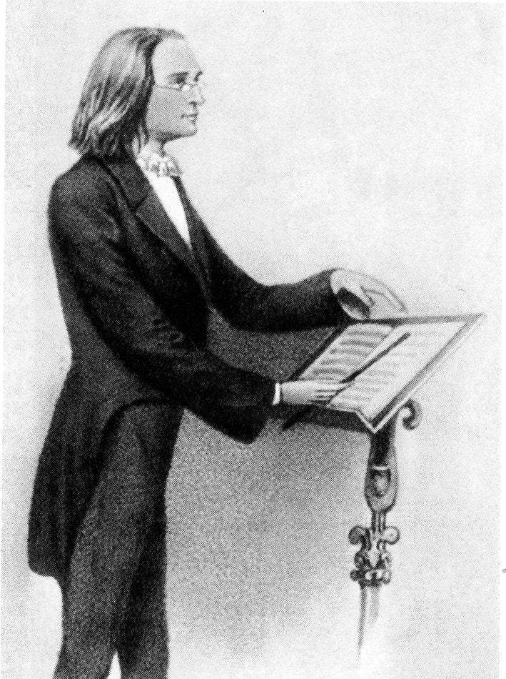 с каким известным немецким композитором был знаком погорельский