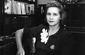 Марина Семенова, 1951 год. Фото - РИА Новости