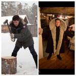 Денис Мацуев делится фотографиями своих новогодних каникул в соцсетях