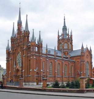Орган из Базеля отмечает юбилей в Москве