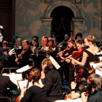 Оркестр MusicAeterna покорил европейских слушателей. Фото - Антон Завьялов