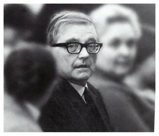 Дмитрий Шостакович. Фото - Э. Левин