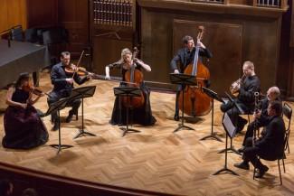 При жизни Бетховена Септет был самым популярным его сочинением. Фото - Е. Разумный