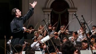 Оркестр MusicAeterna и балетная труппа Пермского театр оперы и балета отправились в Европу